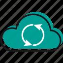 cloud, data, internet, online, seo, storage icon