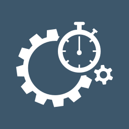 gear, optimization, performance, seo, speed, stopwatch, time icon