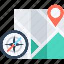 address, compass, gps, location, map, marker, navigation