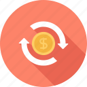 conversion, ecommerce, management, marketing, money, promotion, seo icon