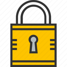 lock, locked, password, protection, safety, secure, security icon