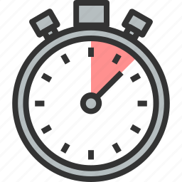 analyzer, optimization, speed, stopwatch, time, timer, watch icon