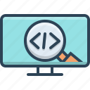 code, optimization, seo, settings