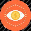 conversion, eye, marketing, money, seo, vision, research