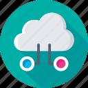 cloud, cloud computing, cloud drive, cloud storage, icloud icon