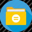data folder, data storage, document folder, file storage, folder