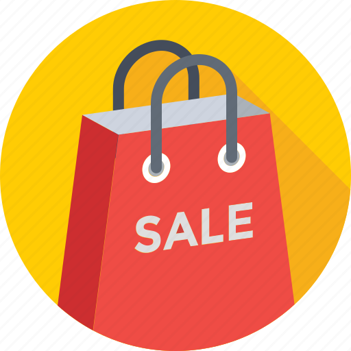 bag, buy, sale, shopping, store icon