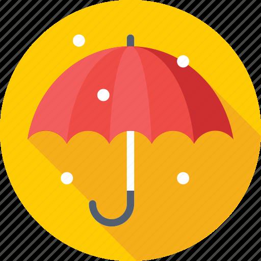 canopy, insurance, parasol, rain, umbrella icon