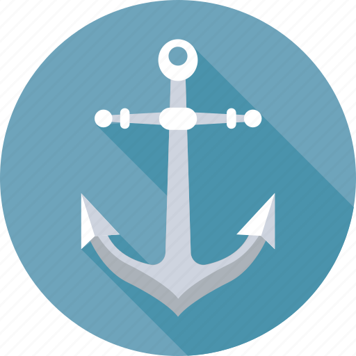 anchor, boat anchor, marine, nautical, sea icon