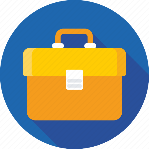 bag, briefcase, businessman, office bag, portfolio icon