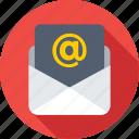 email, envelope, inbox, letter, message