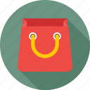 bag, buy, shopping, shopping bag, supermarket icon