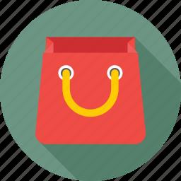 bag, buy, shopping, shopping bag, supermarket icon
