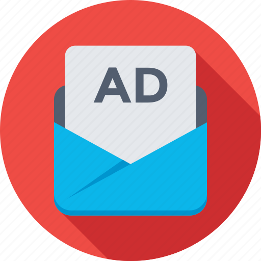 ad, advertisement, marketing, sponsor, subscribe icon