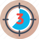 cinema, countdown, film, movie, movie countdown icon