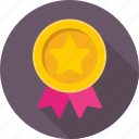 award, badge, premium, quality, reward icon