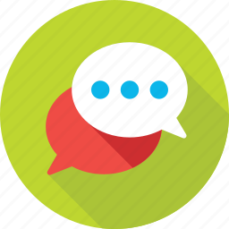 chat bubble, chatting, dialogue, forum, message icon