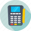 card machine, card terminal, edc machine, invoice machine, swap machine icon