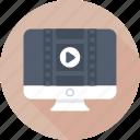 media player, monitor, movie, multimedia, video player