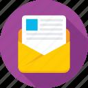 message, envelope, email, letter, inbox