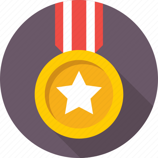 achievement, award, medal, prize, reward icon