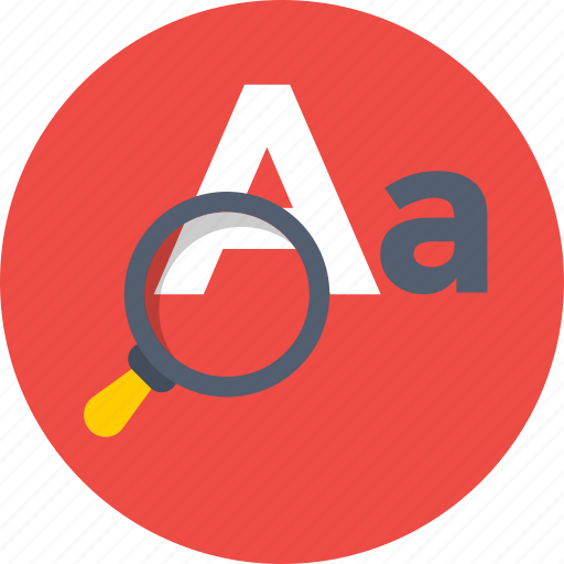 keywording, magnifier, search, search engine, seo icon