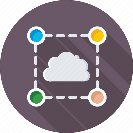 cloud, cloud computing, cloud sharing, icloud, network icon