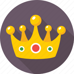 crown, luxury, premium, quality, royalty icon