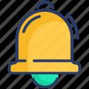 alarm, alets, bell, smart, sound icon