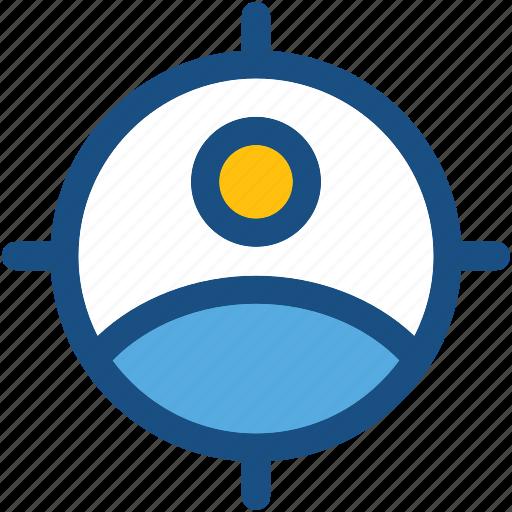 customer target, marketing, seo, target user, user target icon