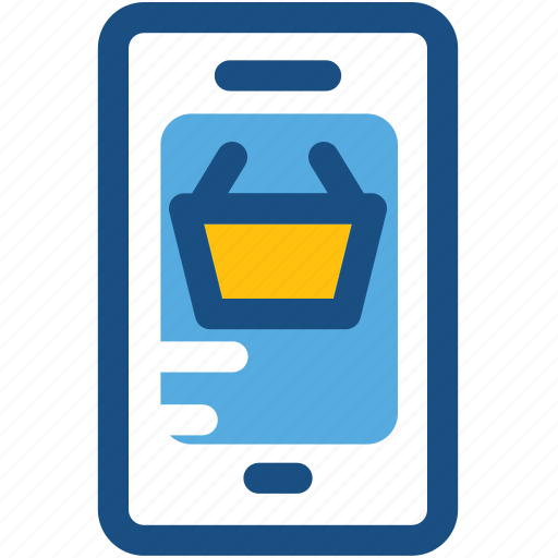 mobile, mobile marketing, mobile shopping, seo, shopping app icon