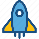 missile, rocket, space travel, spaceship, startup
