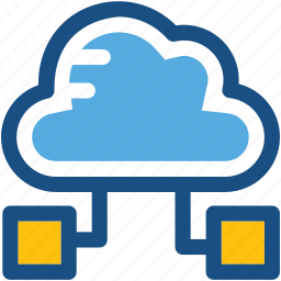cloud computing, cloud connection, cloud network, cloud sharing, social media icon