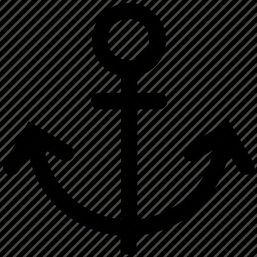 anchor, link, marketing, nautical, optimization, seo, web icon