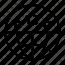 analysis, reputation, seo, web icon