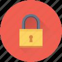 access, lock, padlock, password, protection