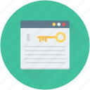 internet marketing, keywording, search engine optimization, seo, seo tag icon