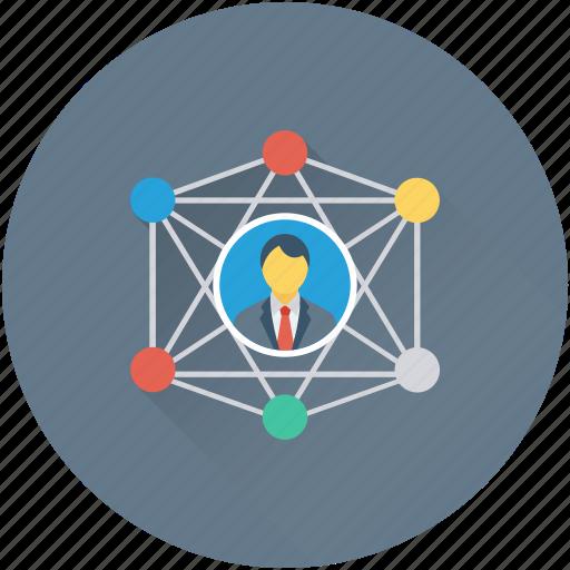 communication, networking, social media, social network, user icon