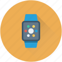 device, gadget, smartwatch, watch, wristwatch icon