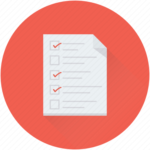 appointment, checklist, list, task, to do icon