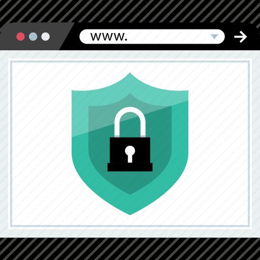 secure, sheid, web, www icon