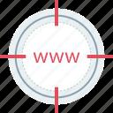 goal, online, web, www icon
