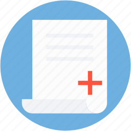 add document, add file, archive, blank page, new document icon