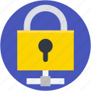 digital lock, lock, padlock, password, security icon