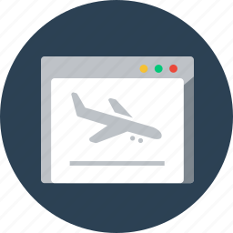 landing, layout, page, web, webpage, website icon