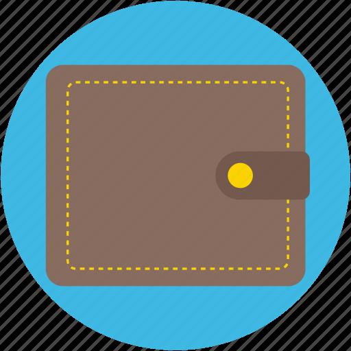 billfold wallet, card holder, money wallet, purse, wallet icon