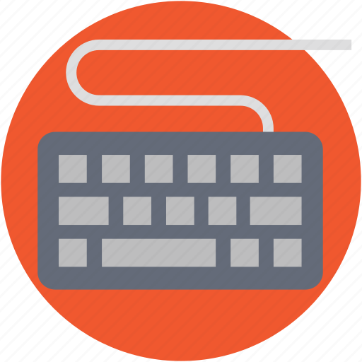 computer hardware, computer keyboard, input device, keyboard, typing icon
