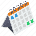 calendar, daybook, event calendar, reminder, schedule