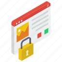 web access, web authentication, web lock, web security, website identification