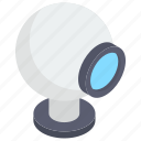 cctv, cctv camera, cyber eye, monitoring camera, security camera, surveillance eye icon